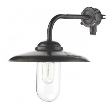 NAUTILUS - Exterior Wall Light Old Iron Outdoor Ip64