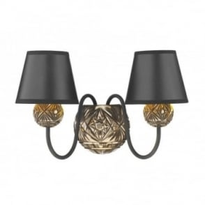 NOVELLA - Bronze Wall Light Fitting