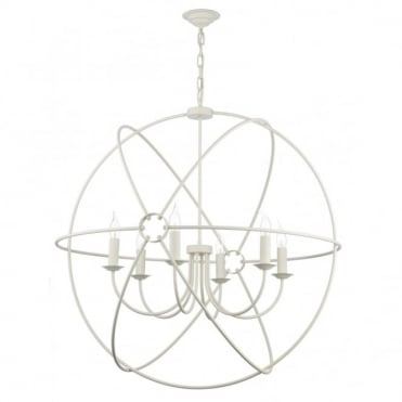 ORB - Large Gyroscope Ceiling Pendant Light