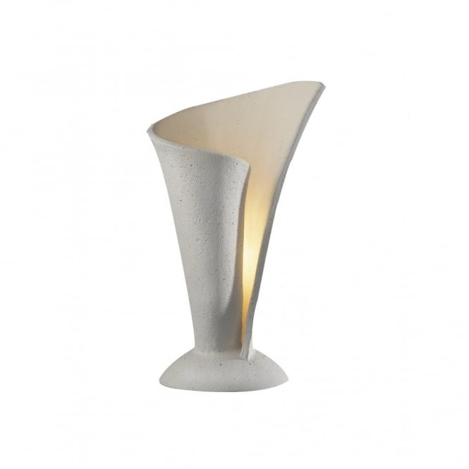 David Hunt Lighting ORCHID - Pale Stone Table Light