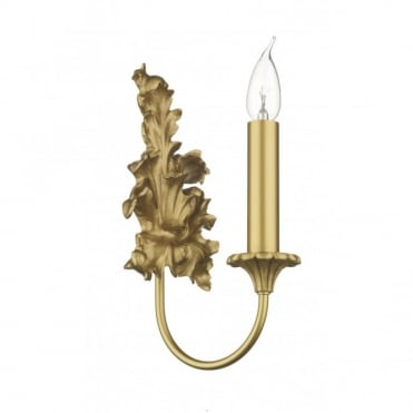 ORMOLU - Traditional Antique Gold Wall Light