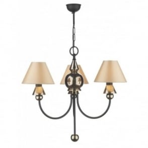 SPEARHEAD - Black Bronze Ceiling Light