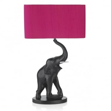 TANTOR - Table Lamp Black Base Only