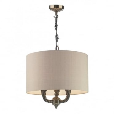 VALERIO - Bronze Ceiling Pendant Light