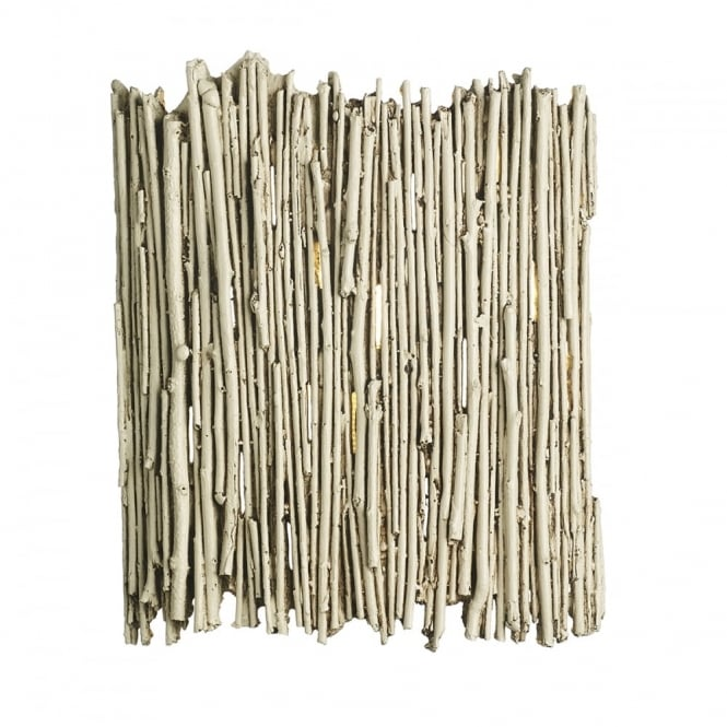 David Hunt Lighting WILLOW - Wall Washer Old Ivory
