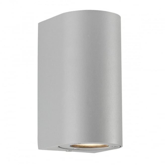 Design For The People CANTO - Modern Maxi Exterior Wall Light in Grey