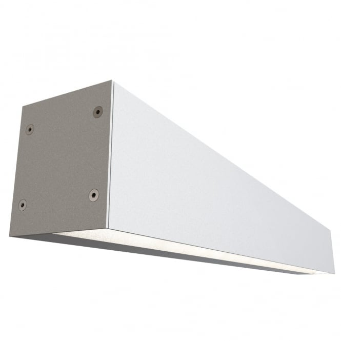 Design For The People IP S16 - Discreet Modern LED Wall Light White