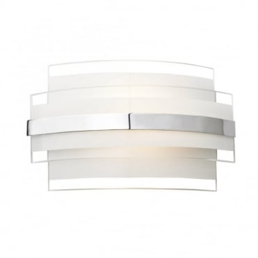 EDGE - LED Single Trim LED Wall Light (Small)