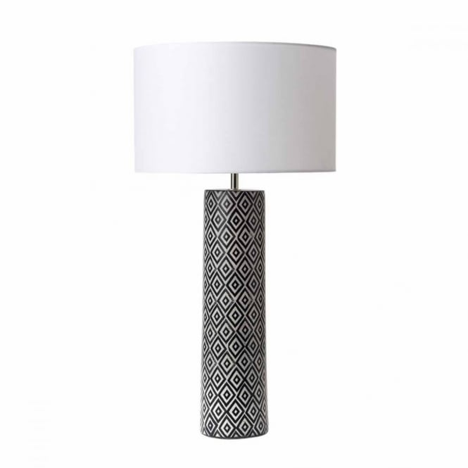EGO - Table Lamp Base in Black and White