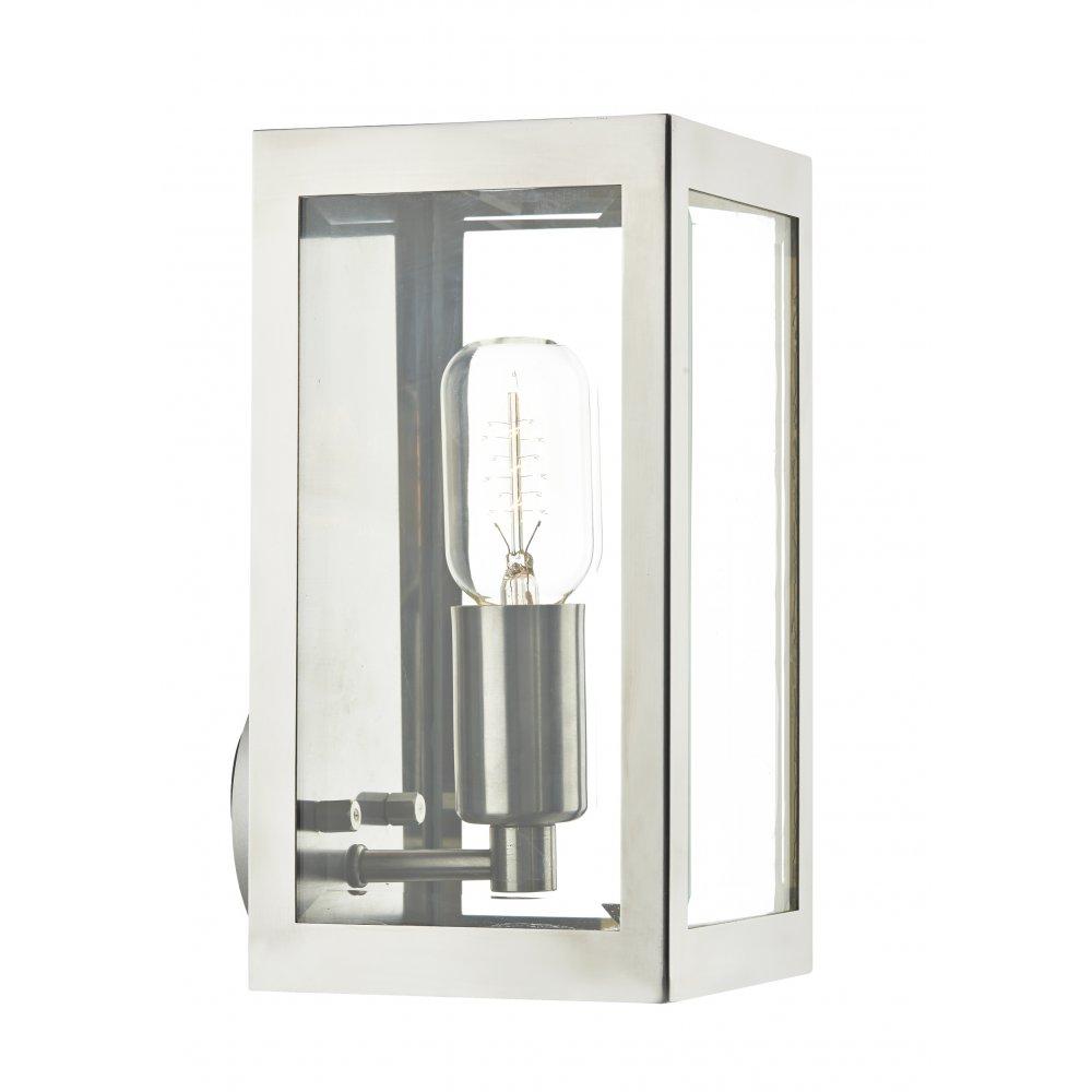 buy online 86a40 495d8 ERA - Bathroom Box Outdoor Wall Light (Steel)