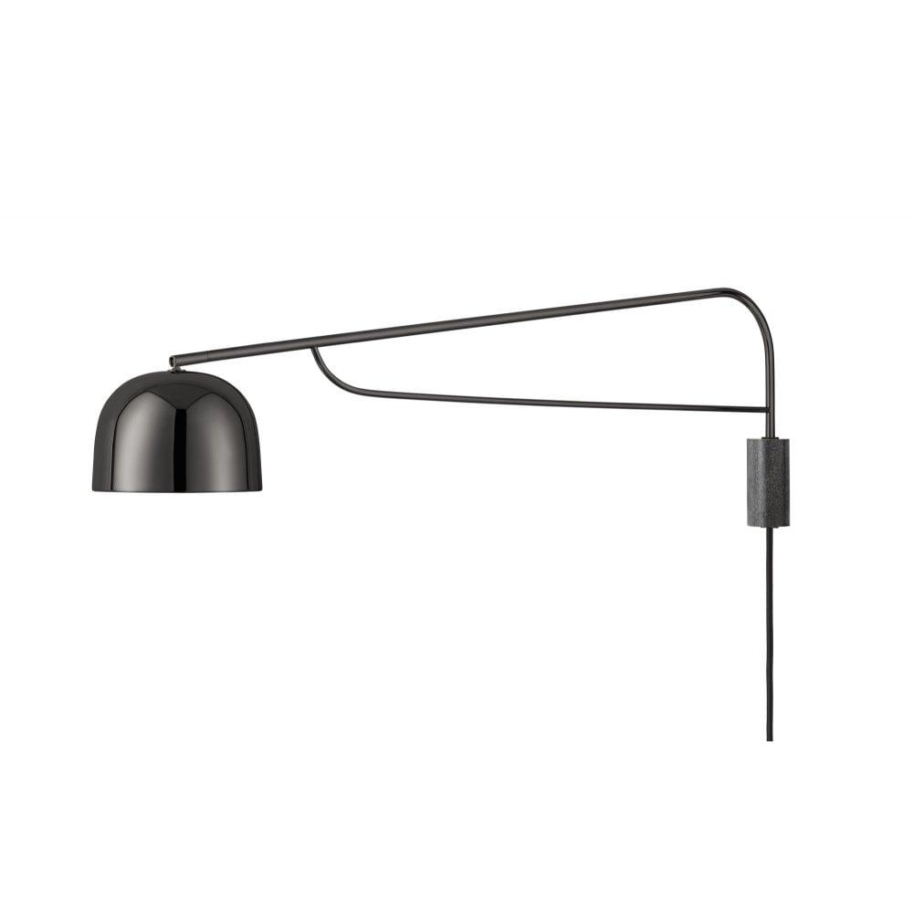 Modern Wall Lamp 111black By Normann Copenhagen Lighting And Lights