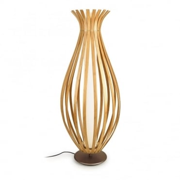 BAMBOO - Elegant LED Floor Lamp