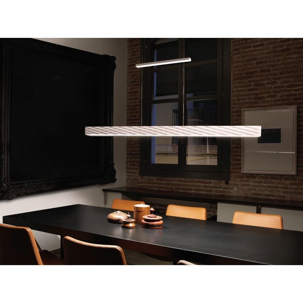 stream 288 led 275w down 120 ceiling pendant lighting. Black Bedroom Furniture Sets. Home Design Ideas