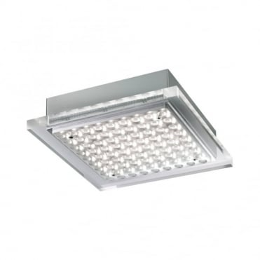 INIGO - LED Flush Steel in Stainless Steel IP44