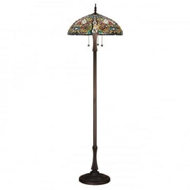 ANDERSON - Tiffany Standard Lamp
