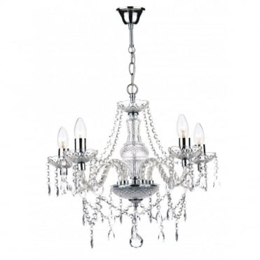 KATIE - Double Insulated Chandelier High Or Low Ceilings