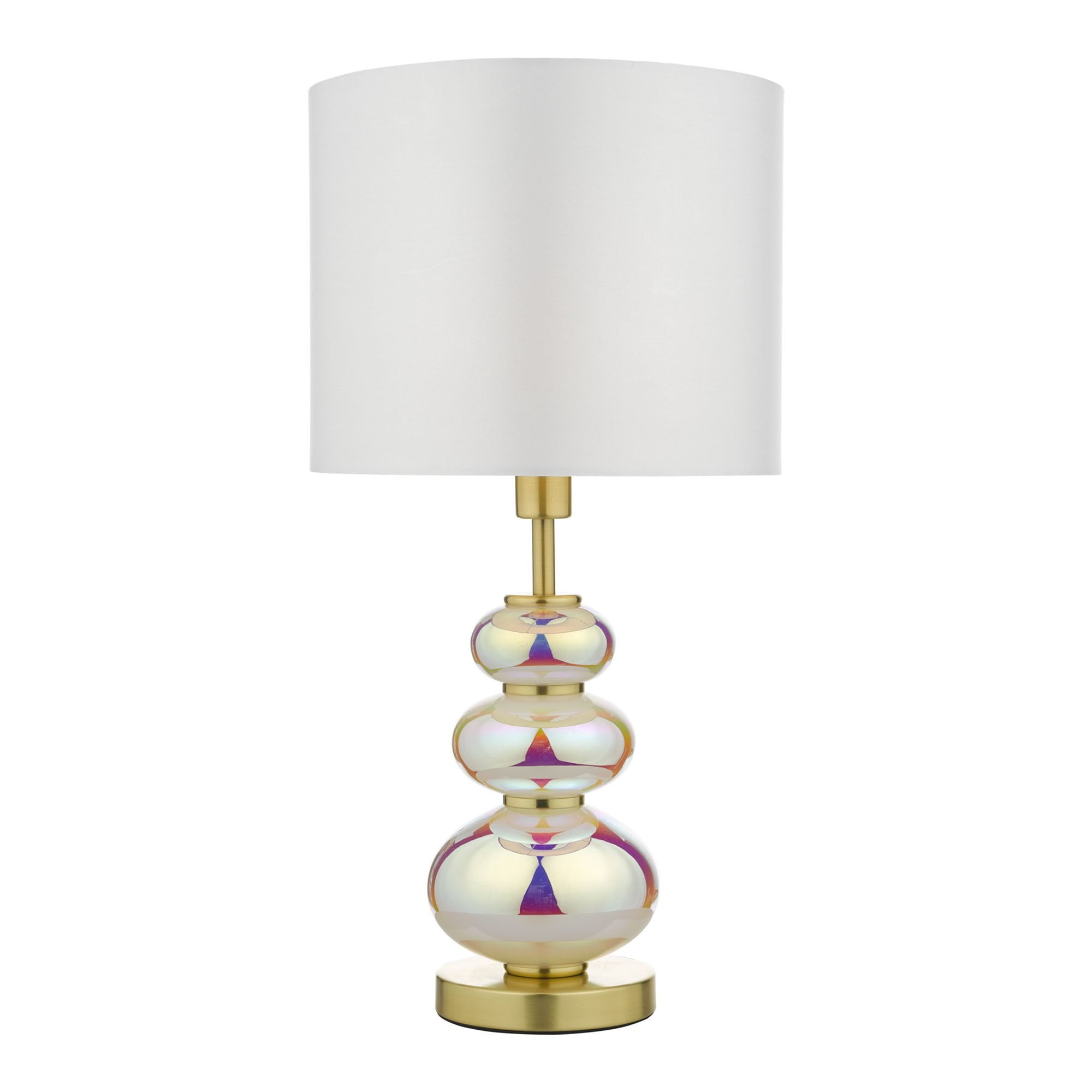 Kiandra Table Lamp Iridescent Lamp Shade Lighting And Lights