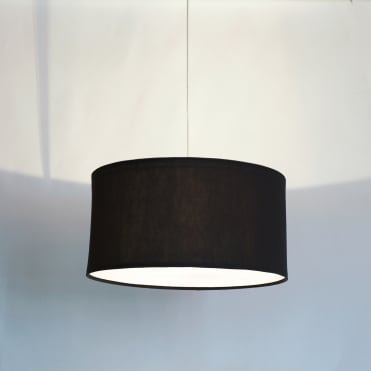KOBE - 60 x 30 Black Shade with White Cotton Diffuser and Memory Foam Liner
