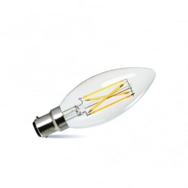 LED - Candle 3.5 Watt (Sbc) 320 Lumens Dimmable