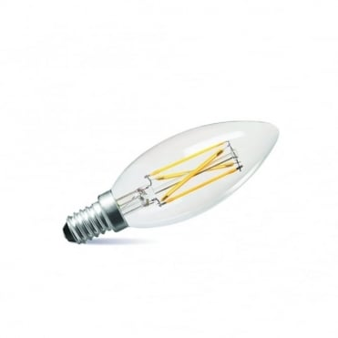 LED - Candle Bulb 3.5 Watt (Ses) 320 Lumens Dimmable