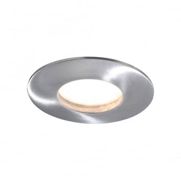 LUMECO - BathroomLED Recessed Light Aluminium in Brushed Aluminium
