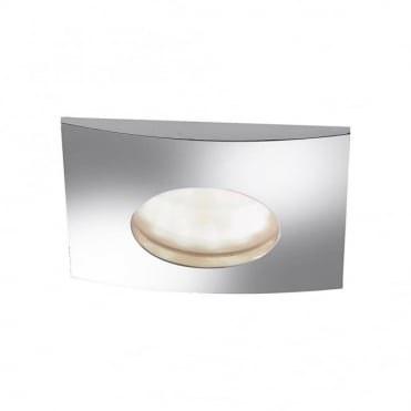 LUMECO - BathroomLED Recessed Light Chrome in Chrome IP44