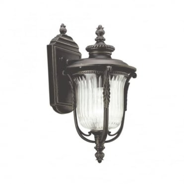 LUVERNE - Exterior Small Wall Lantern