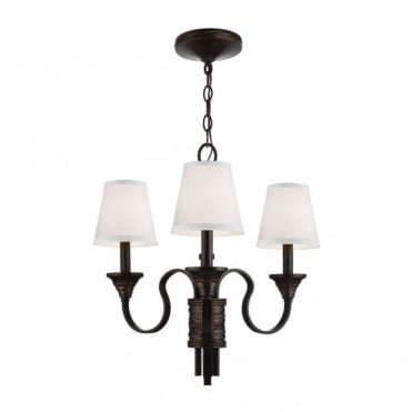 ARBOR - Creek 3 Light Chandelier