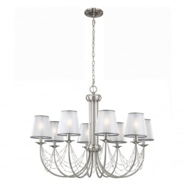 AVELINE - 8 Light Chandelier