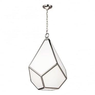 DIAMOND - Large Ceiling Pendant Chandelier