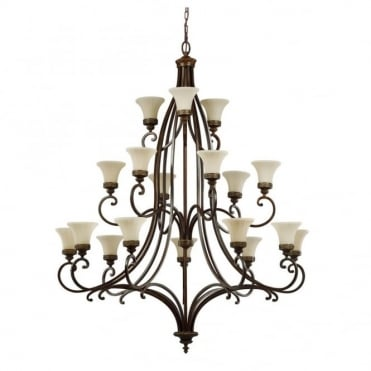 DRAWING - Room 18 Light Chandelier