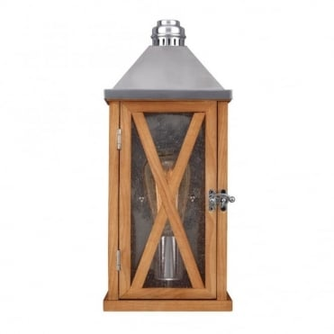 LUMIERE - Exterior Small Wall Lantern