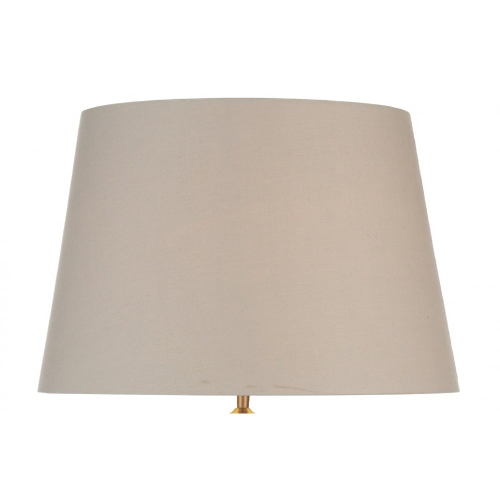 Faux Silk Table Lamp Shade In Cream Finish, Silk Lamp Shades For Table Lamps Uk