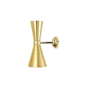 AMIAS - Elegant Wall Light In Polished Brass