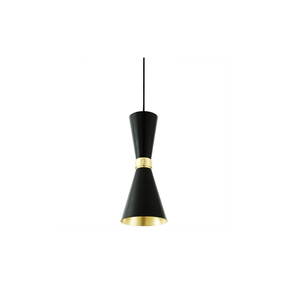 matte black pendant light nullisecond