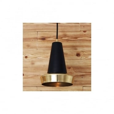 MALABO - Polished Brass Ceiling Pendant