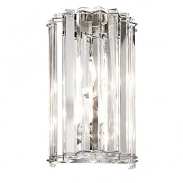 CRYSTAL - Skye 2 Light Wall Light