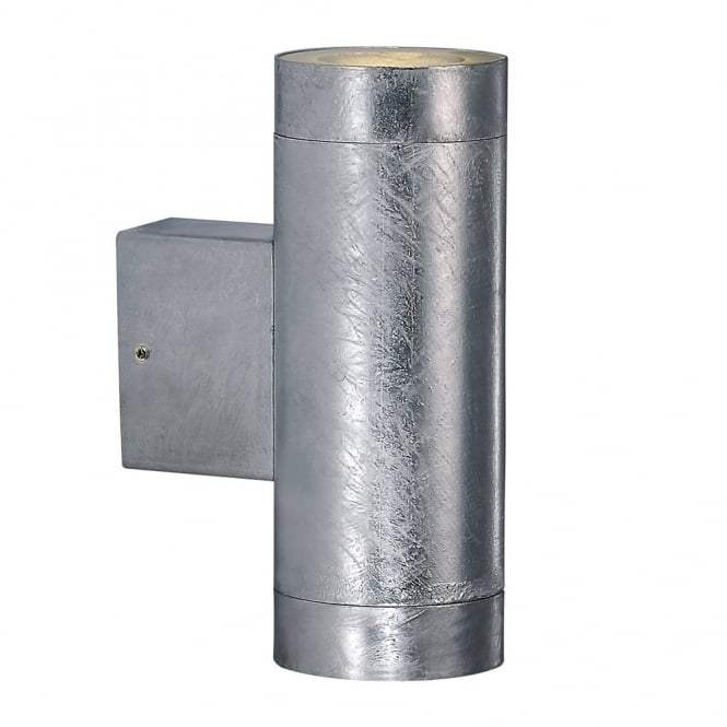 CASTOR Exterior Maxi Double Wall Light Galvanised Steel