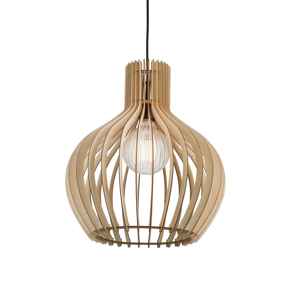 40 Modern Ceiling Pendant Wood