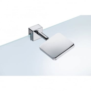 OBED - BathroomLED Clip On Light Chrome in Chrome