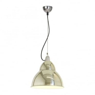BB1 - Pendant Light Polished Aluminium