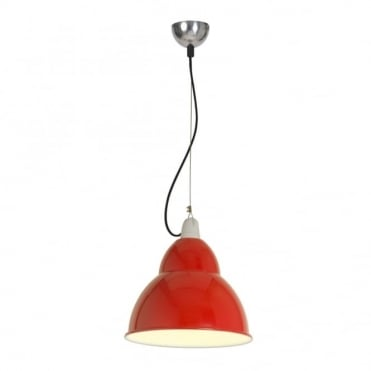 BB1 - Pendant Light Red