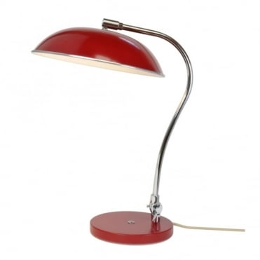 HUGO - Table Light Burgundy Red