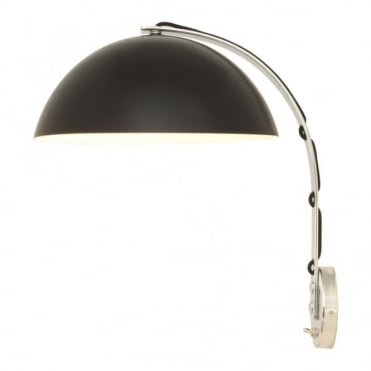 LONDON - Wall Light Black