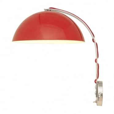 LONDON - Wall Light Red