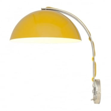 LONDON - Wall Light Yellow