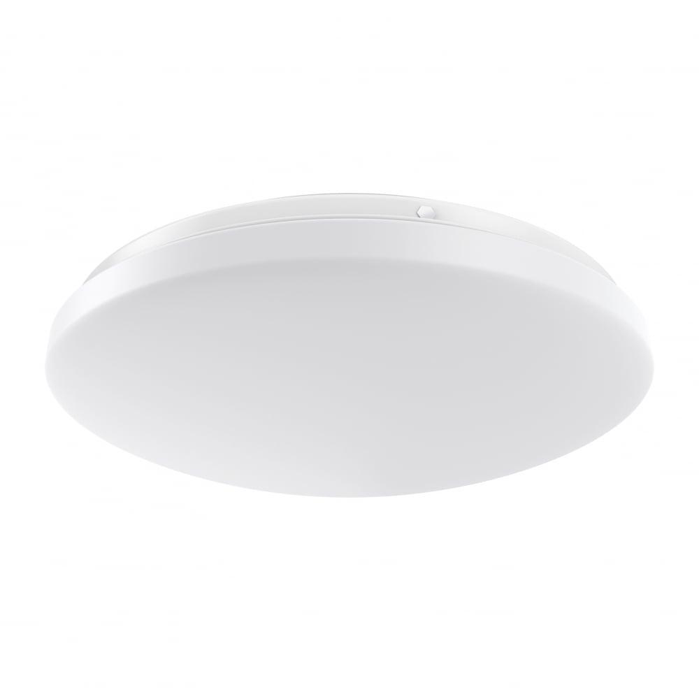 Ip44 bathroom light white optional chrome lighting and lights uk orora bathroom led round polycarb flush ceiling 350mm led white ip44 ceiling aloadofball Images