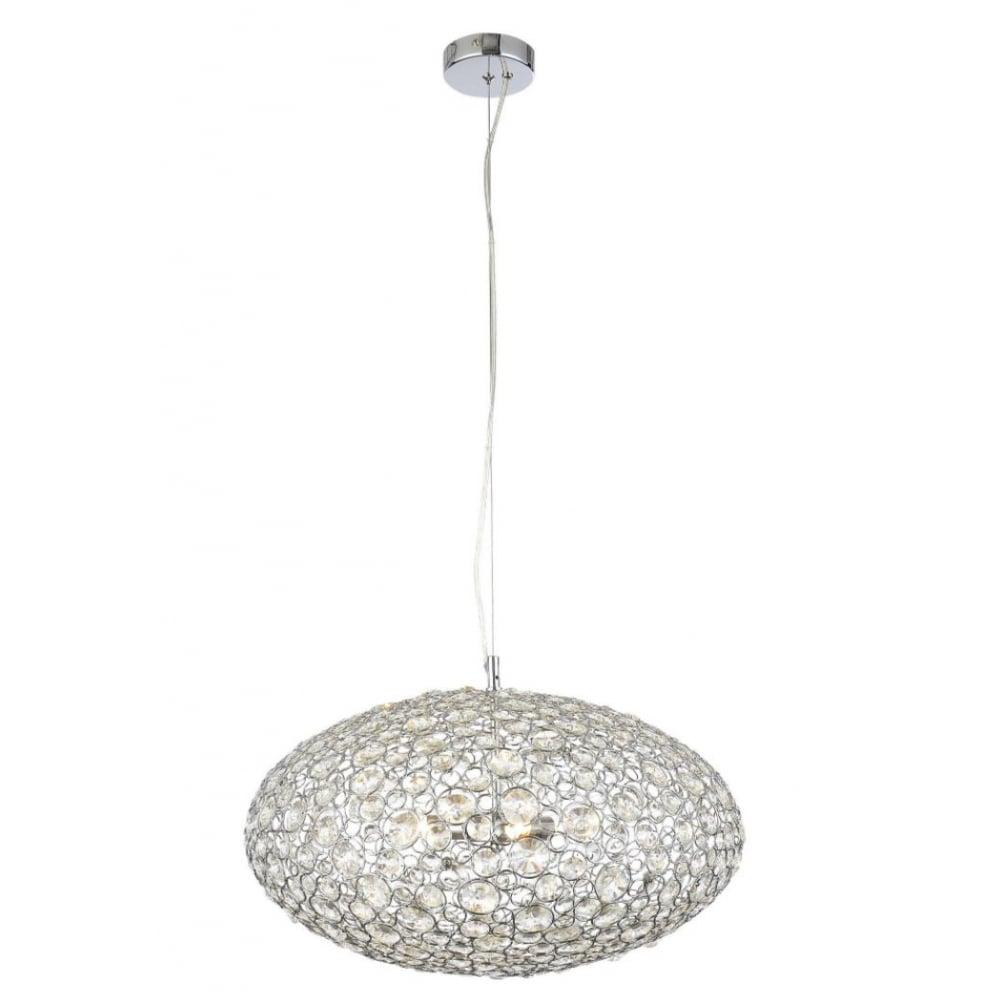 Ovus ip44 bathroom large oval ceiling pendant lighting for Bathroom pendant lighting fixtures