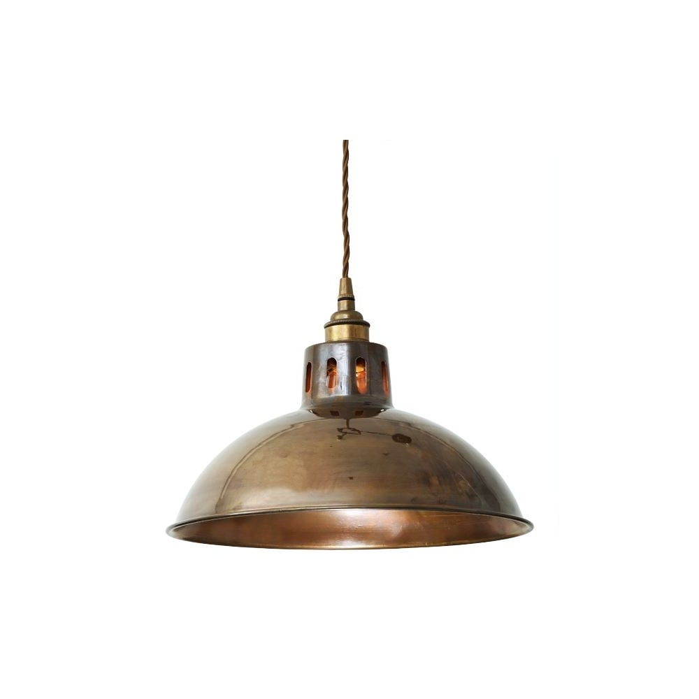 industrial antique brass ceiling pendant lighting and lights uk
