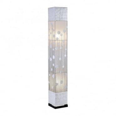 ABUJA - Floor Lamp Multicoloured